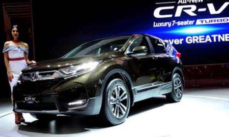All New Honda CR-V Turbo