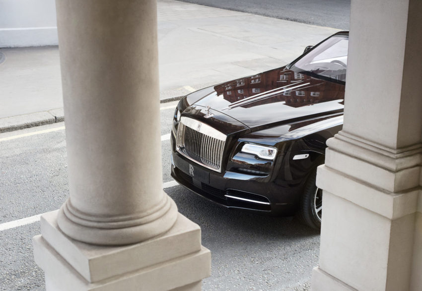 Rolls-Royce Mayfair
