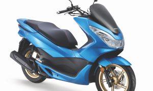 Warna Baru Honda PCX150