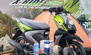 All New Yamaha X-Ride 125