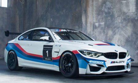 BMW M4 GT4 Terbaru