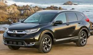 Paket Cermat All New Honda CR-V Turbo
