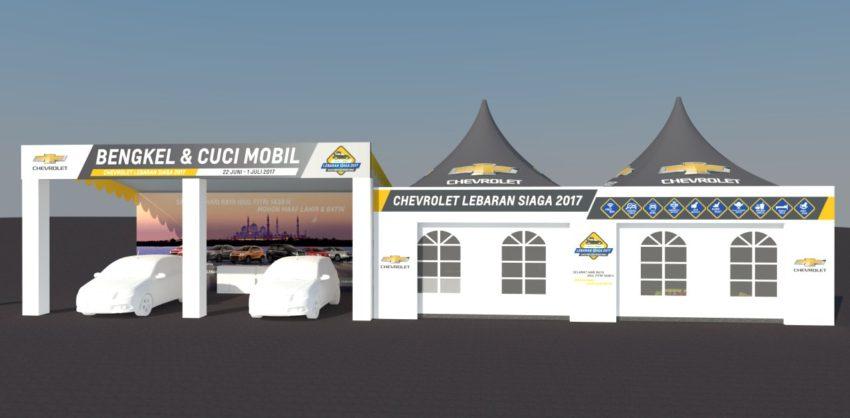 Chevrolet Lebaran Siaga 2017