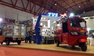TVS Jakarta Fair 2017