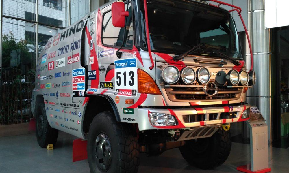 Hino 500 Series >> Hino Hadirkan Truk Balap Dakar ke Indonesia - Autos.id