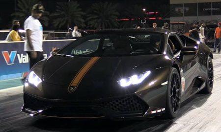 Lamborghini Huracan Tercepat di Dunia