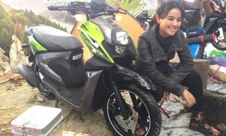 New Yamaha X-Ride 125