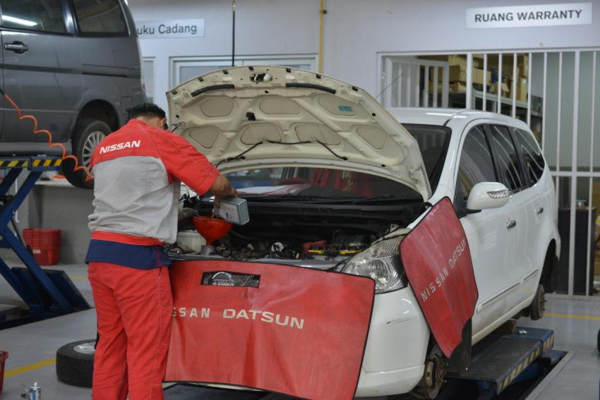 Nissan Datsun Bengkel Siaga