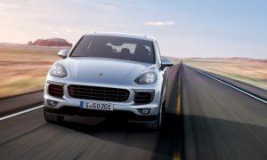 Porsche Cayenne V6 TDI