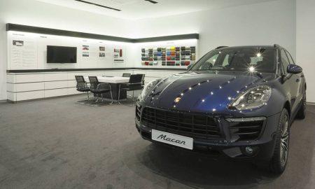 Porsche Exclusive Flagship