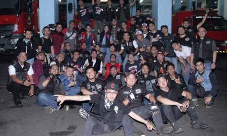 Sportster Indonesia Charity Nite Ride