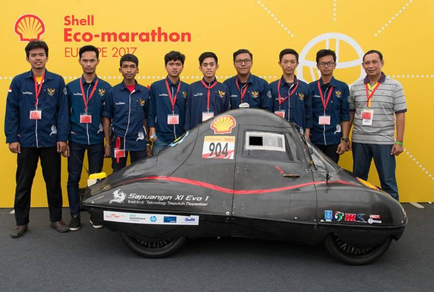 Shell Eco Marathon Drivers World Championship 2017