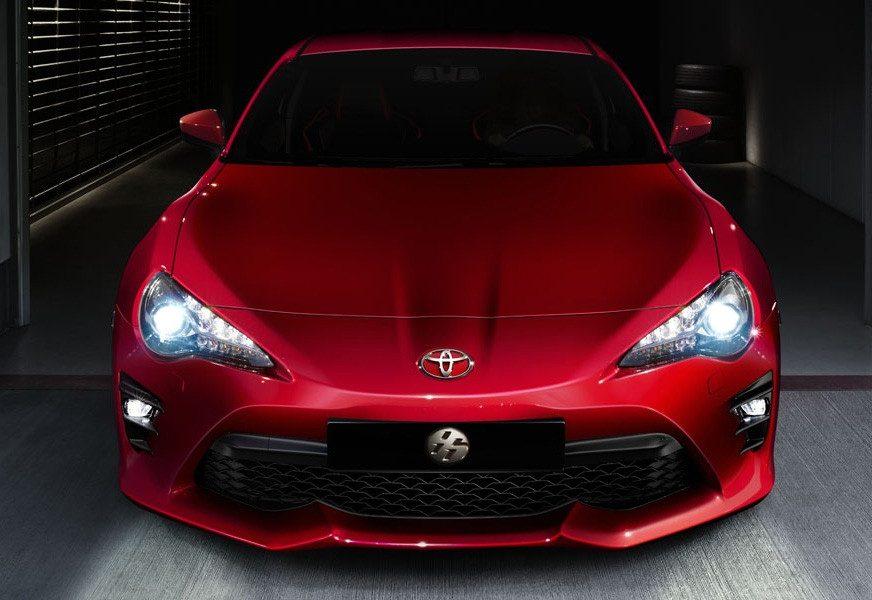 Toyota 86 Facelift 2017 Tawarkan Ubahan Eksterior Dan Interior Autos Id