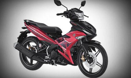 Yamaha MX King 150 Warna Baru