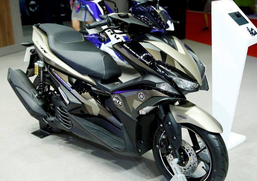 Yamaha NVX 155 Camo