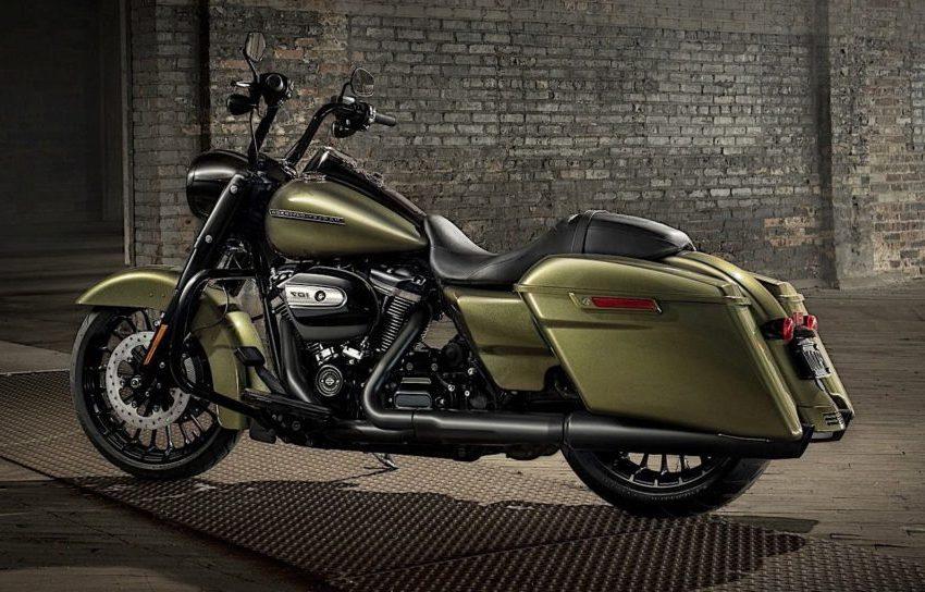 Recall Harley-Davidson