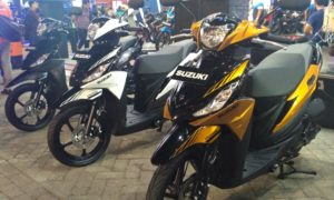 Suzuki Nex dan Address Terbaru