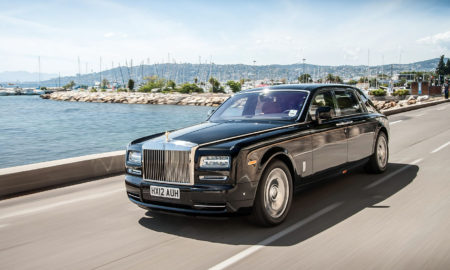 Rolls-Royce Phantom generasi ke-8