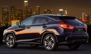 Lexus RX 7-seater