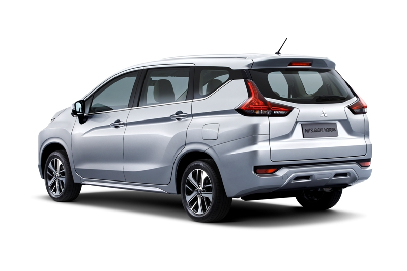 Mitsubishi Next Generation MPV