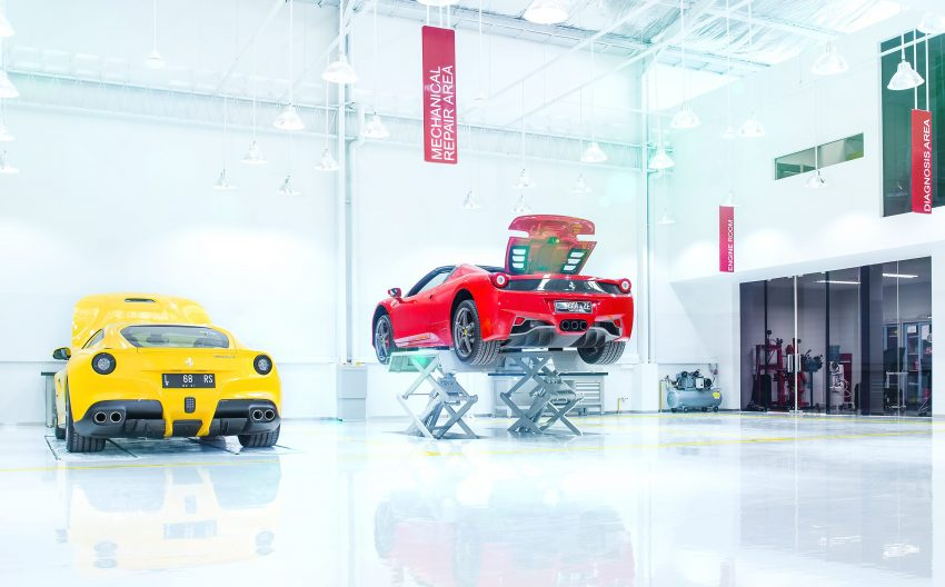 Ferrari New Power15 Extended Warranty
