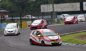 Honda Jazz Speed Challenge seri ke-12