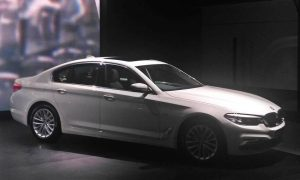 All New BMW Seri 5