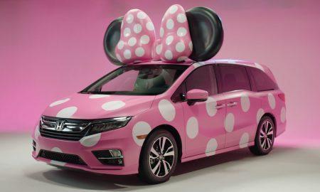 Honda Odyssey 2018 Monnie Mouse