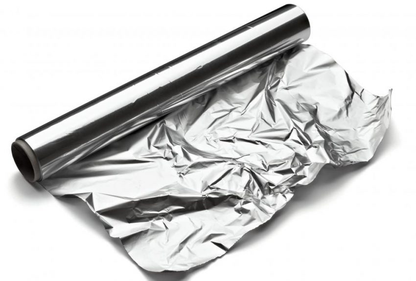 Merawat Krom dengan Alumunium Foil