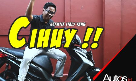 Test Ride Piaggio Medley S ABS
