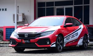 Honda Civic Hatchback Turbo