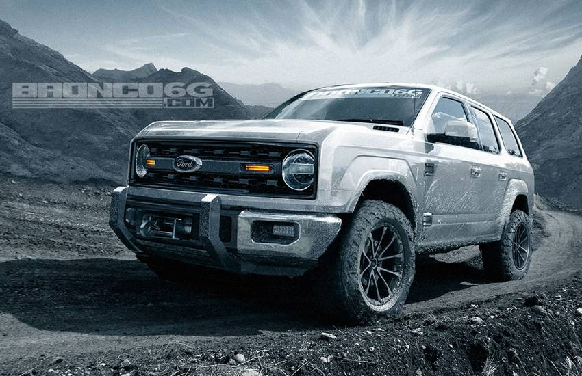 2017 Ford Bronco >> Ford Bronco Terbaru Menantang Jeep Wrangler Unlimited Autos Id