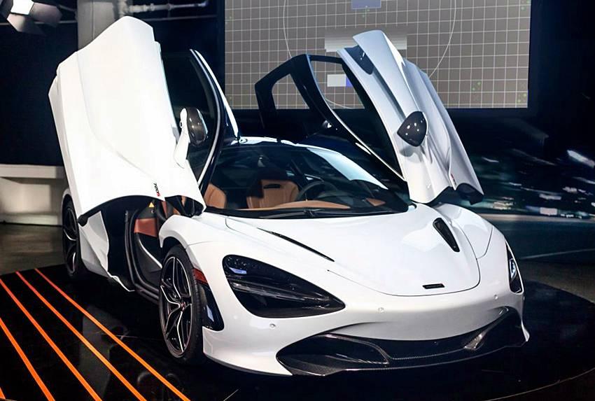 Desain Ekstrim Mclaren 720s Perpaduan Estetika Dan Performance Autos Id