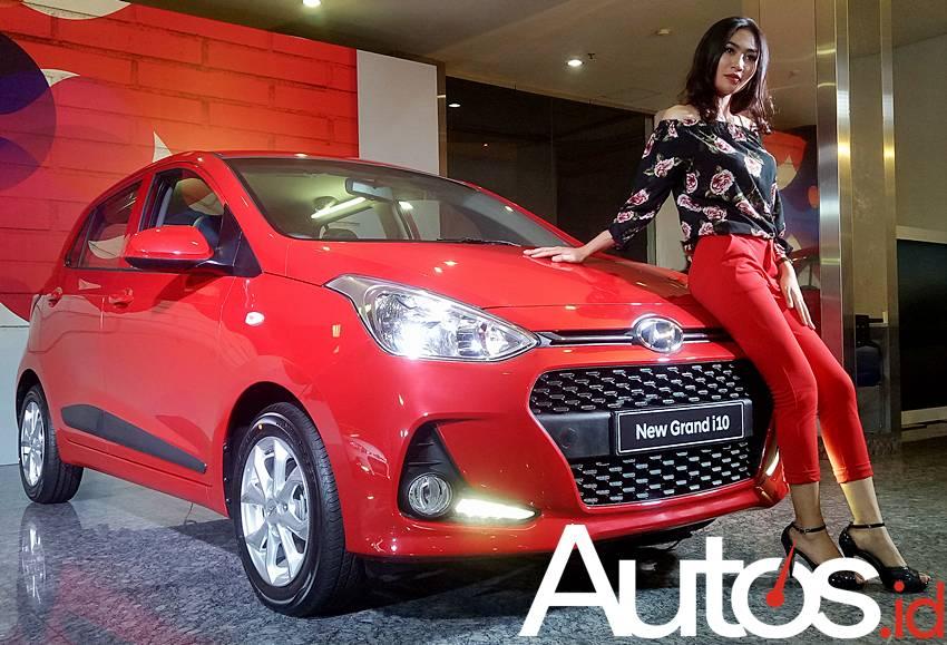 New Hyundai Grand i10