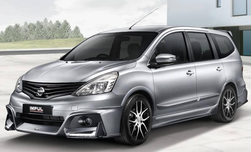 Nissan Grand Livina IMPUL