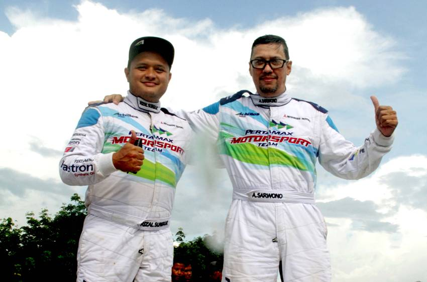 Pertamax Motorsport Sprint Rally Team