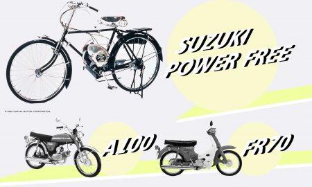 Motor Suxuki Legendaris
