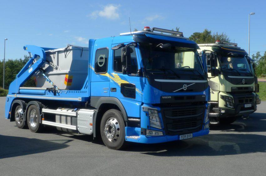 Truk Volvo