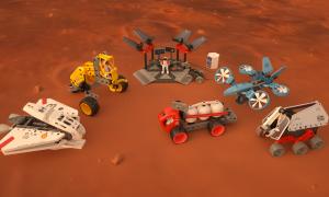 Shell V-Power Space Explorers