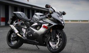 Motor listrik berbasis Suzuki GSX
