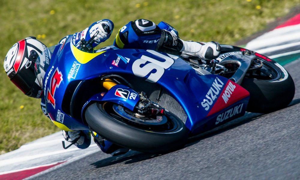 Suzuki Ready To MotoGP 2017