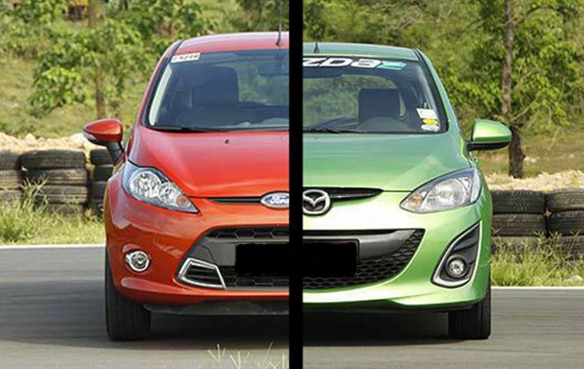 Komparasi Mobil Bekas Pilih Mazda2 2012 Atau Ford Fiesta 2012