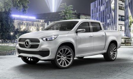 Truck pertama Mercedes-Benz