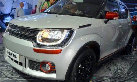 Aksesori Suzuki Ignis