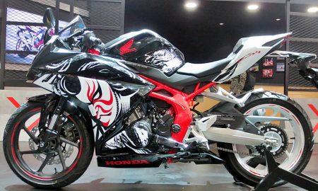All New Honda CBR250RR The Art of Kabuki