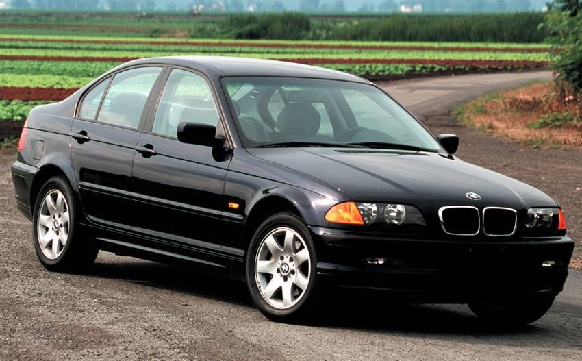 BMW 318i E46 M43