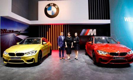BMW M3 dan BMW M4 Coupé terbaru