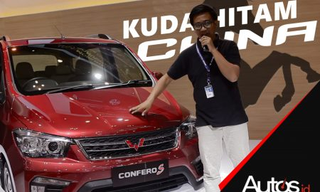 Review Wuling Confero S