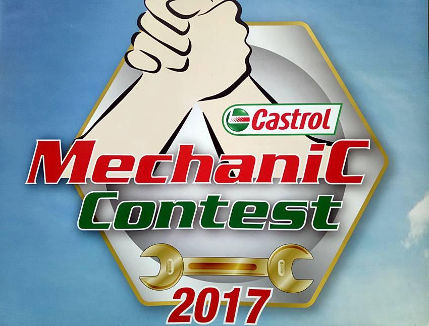 Castrol Mechanic Contest 2017