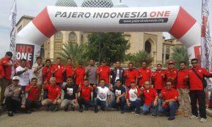 Ekspedisi MERAH PUTIH Pajero Indonesia ONE